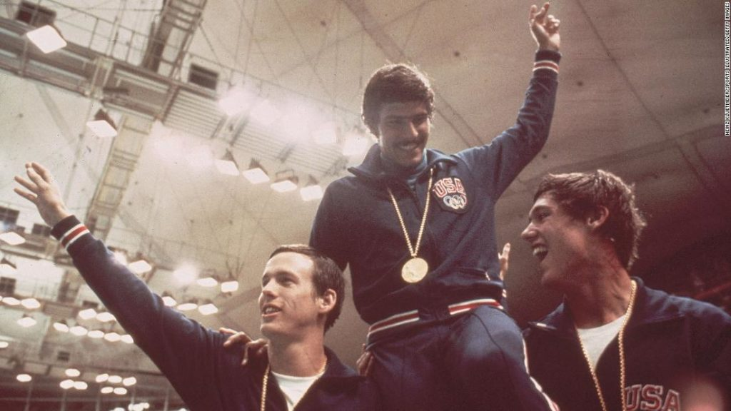 Mark Spitz: Seven ways to survive the Olympic Games