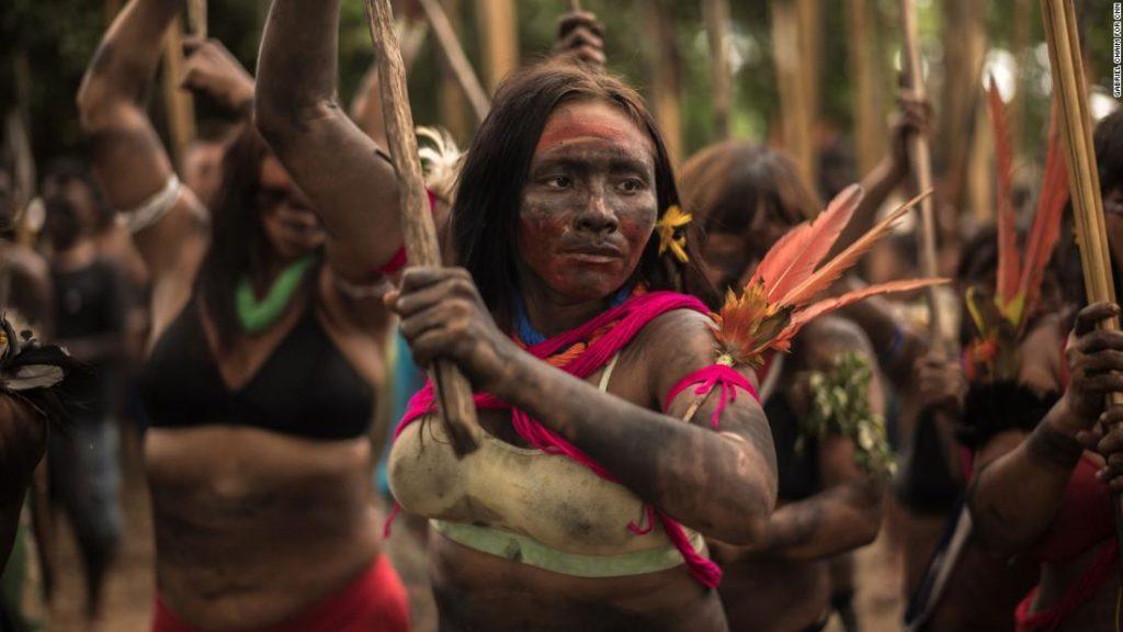 Illegal gold miners threaten fragile way of life, deep in Amazon rainforest