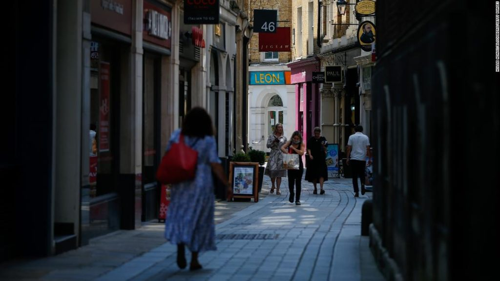 UK Covid: Worker shortage is forcing businesses to close as cases spike