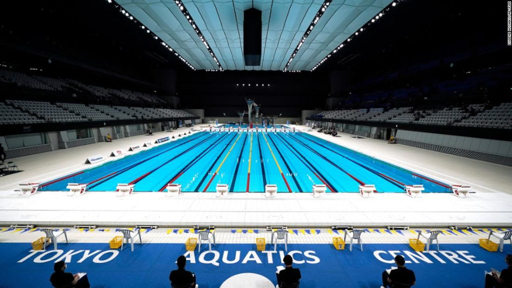 Six Polish swimmers sent back home from Tokyo following admin error