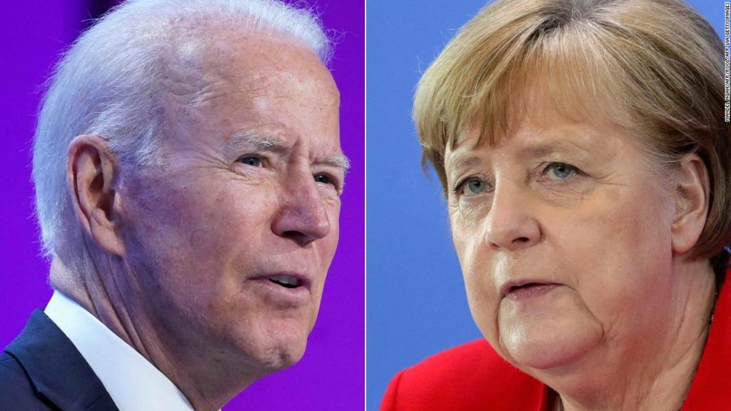 US, Germany reach deal on controversial pipeline that Biden sees as a Russian 'geopolitical project'