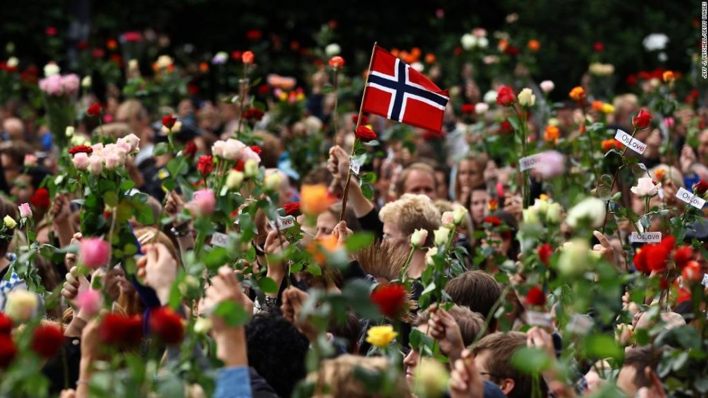 Anders Breivik killed 77 people in Norway. A decade on, 'the hatred is still out there' but his influence is seen as low