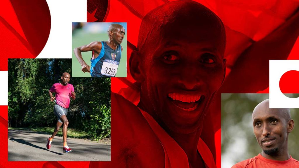 How Abdi Abdirahman, the oldest US runner to make the Olympics, weathered setbacks to reach Tokyo 2020