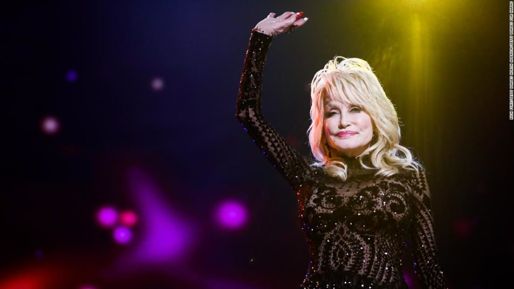 Dolly Parton marks her 'Hot Girl Summer' with fragrance launch and Playboy dress-up