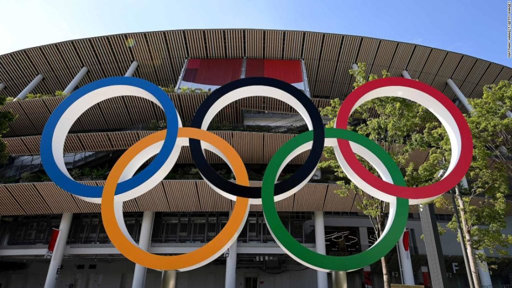 Tokyo Olympics: Live news and results