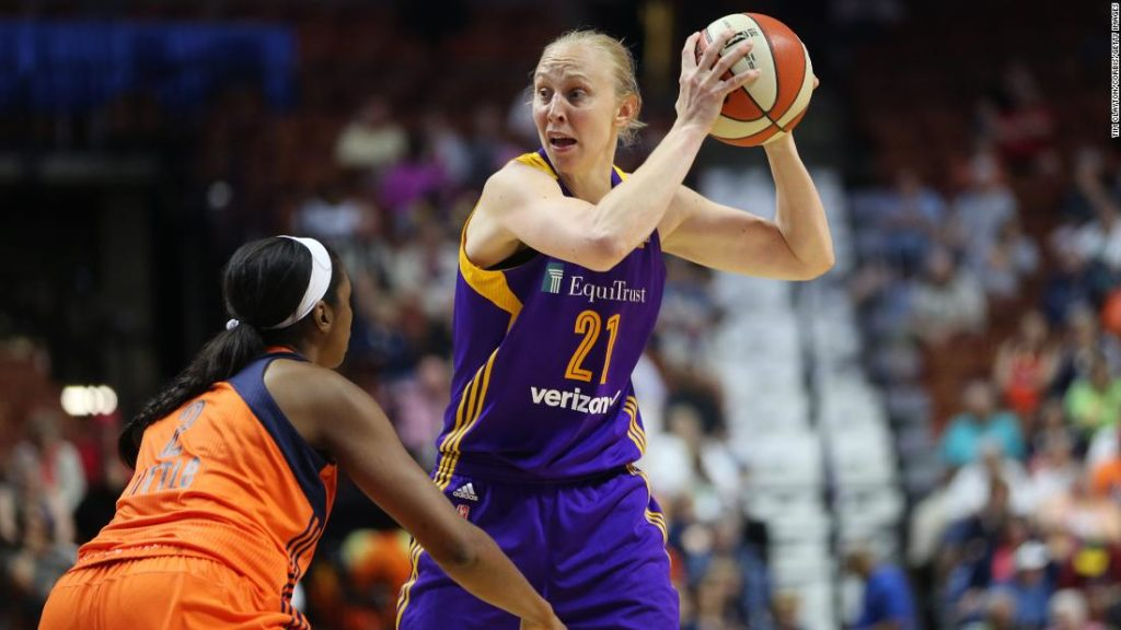 Belgian basketball star Ann Wauters' Olympic dream was a long time coming