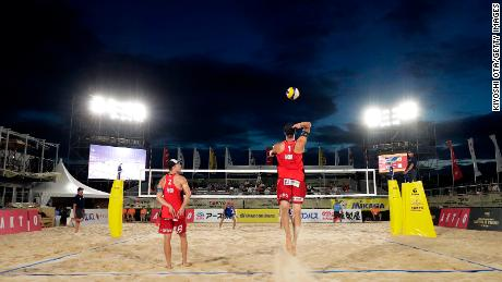 Mol and Sørum hope they can use their platform to increase the visibility of beach volleyball.