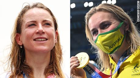 Gold medal-winning athletes swerve social media to avoid 'external pressure'