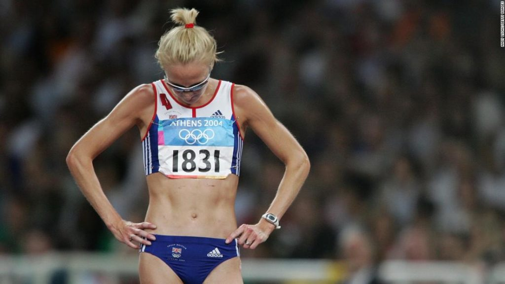 Paula Radcliffe on Simone Biles and how she fought back against the 'quitter' label