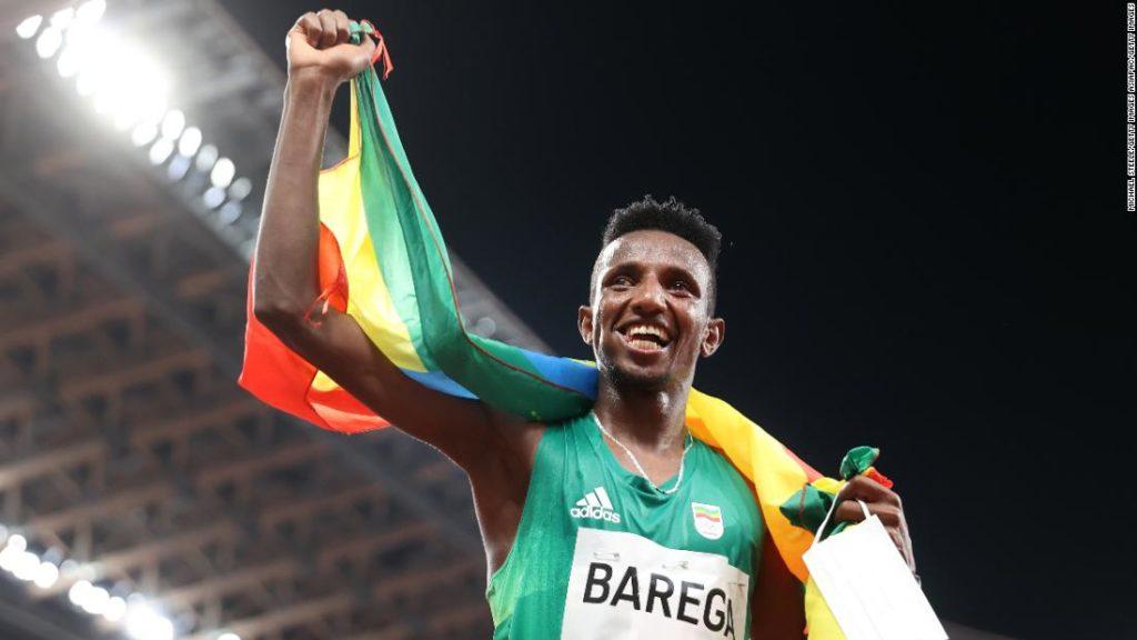 Selemon Barega wins 10,000m gold at the Tokyo Olympics despite Uganda's tactical approach