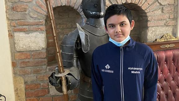 Abhimanyu Mishra is now the world's youngest-ever chess grandmaster.