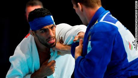 Iranian judoka Saeid Mollaei says he'll never forget kindness of Israeli team ahead of Tel Aviv tournament
