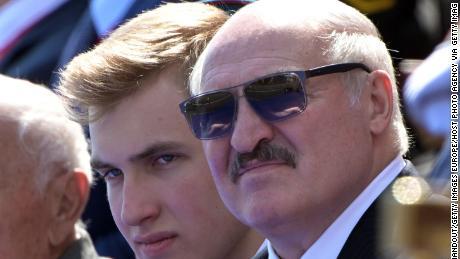 US, EU, UK and Canada impose fresh sanctions on Belarus