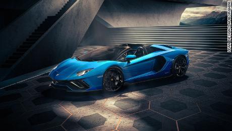 As the brand's last non-hybrid V12, the Lamborghini Aventador LP 780-4 will be highly collectible, said Lamborghini's CEO.