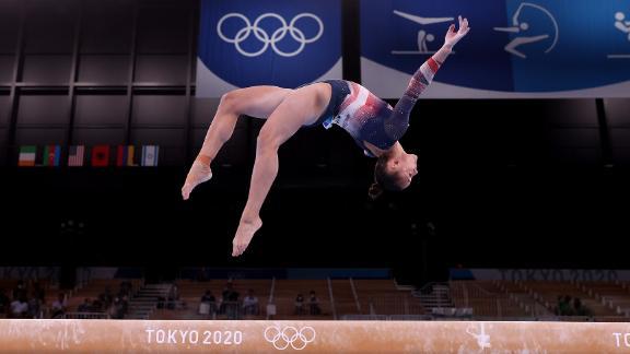 US gymnast Sunisa