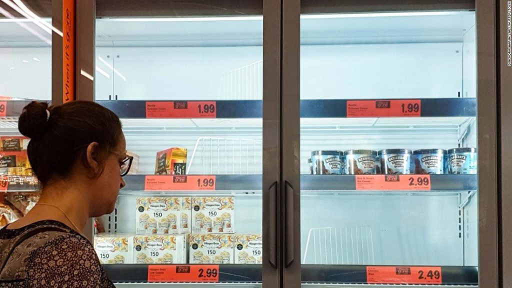 UK Covid pingdemic and Brexit mean food and gas shortages