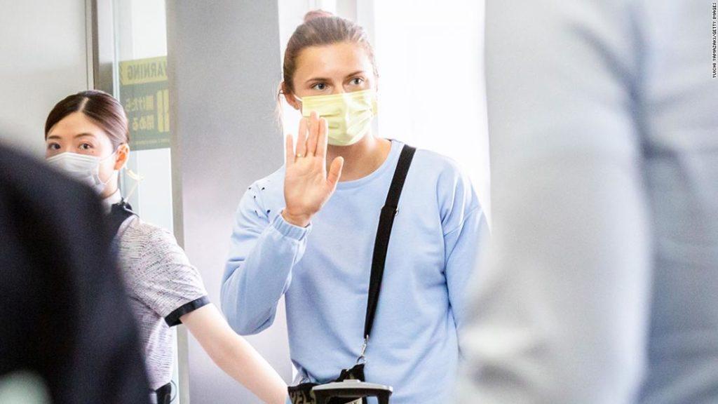 Belarus sprinter Kristina Timanovskaya boards Vienna-bound flight out of Tokyo