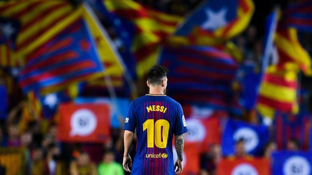 Lionel Messi: 'Barcelona is above everything, even the best player in the world,' says club president