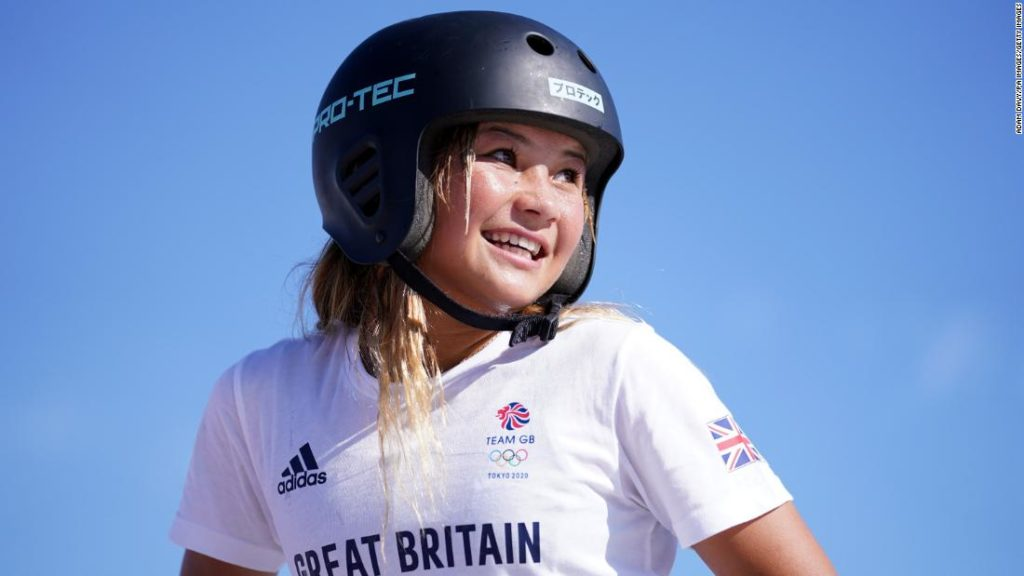 Sky Brown: 13-year-old bronze medalist on empowering a new generation of skateboarders