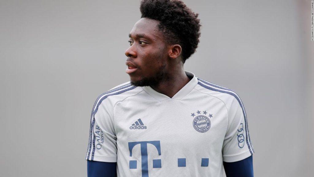 Alphonso Davies: Bayern star talks NFTs, TikTok, early success and the future