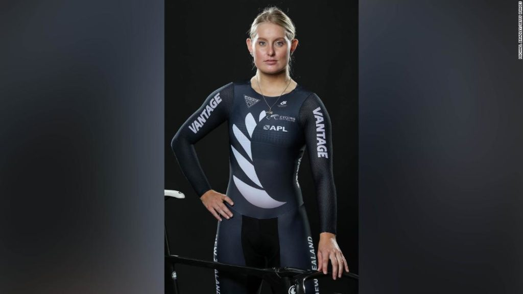 Olivia Podmore: Former New Zealand Olympic cyclist dies aged 24