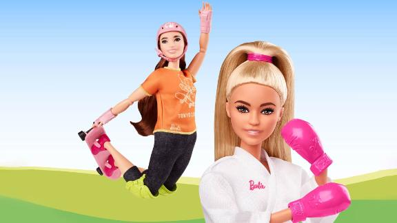 Users on social media have questioned why Mattel has not included an Asian doll given the prominence of AAPI athletes and the location of the Tokyo Games.