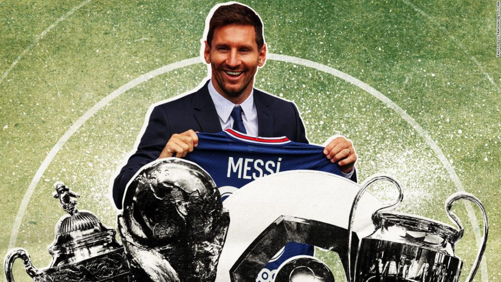 Lionel Messi: Paris Saint-Germain now has 'no excuses' in quest for Champions League domination