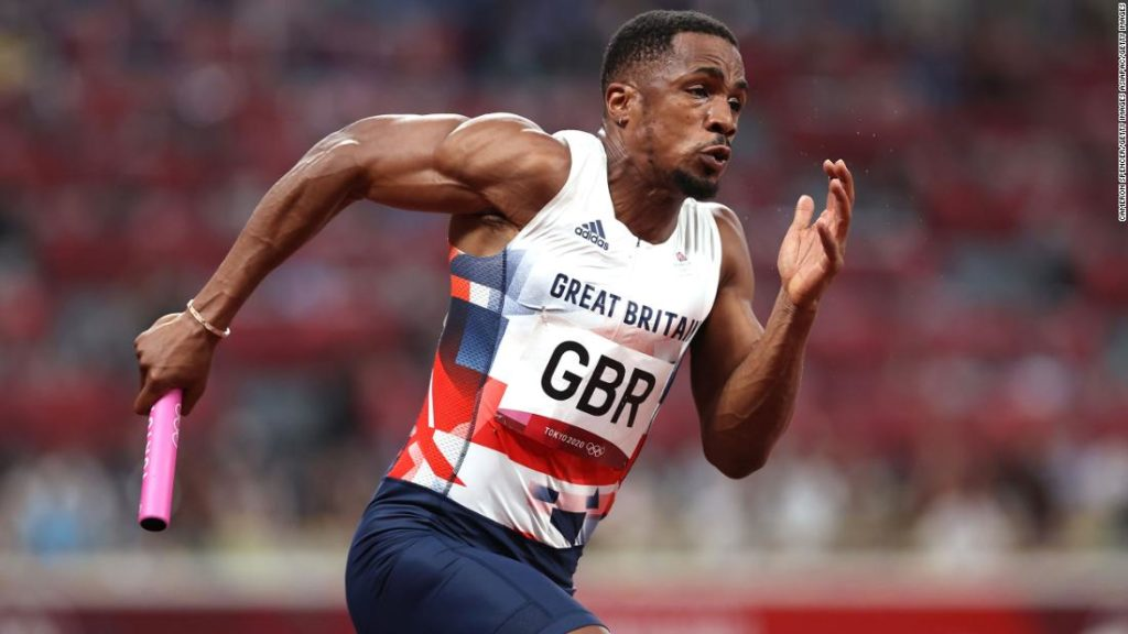 Chijindu Ujah: Olympic silver medalist provisionally suspended for doping violation