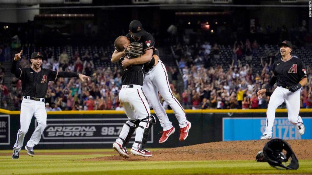 Tyler Gilbert: Arizona Diamondbacks pitcher throws a no-hitter in his first career big league start