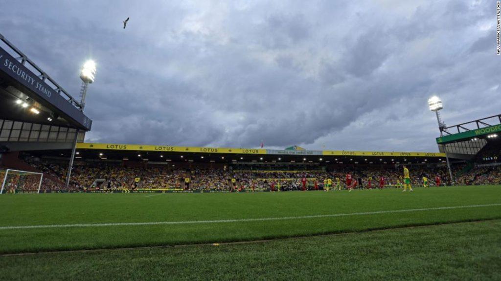 Homophobic chanting mars Liverpool's win against Norwich City in Premier League