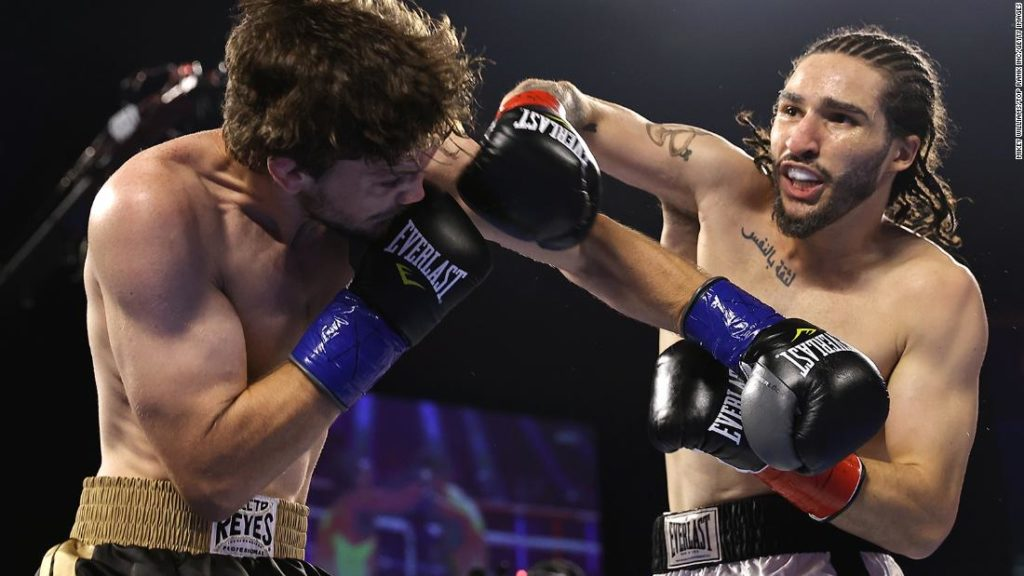 Muhammad Ali's grandson marks professional boxing debut with a win
