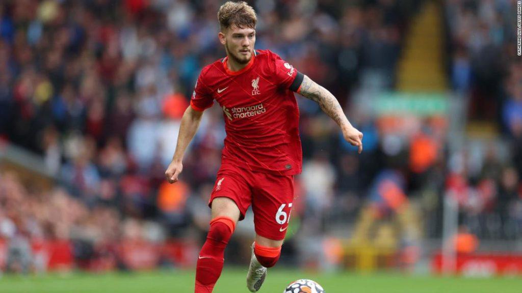 Harvey Elliott: 'Everybody wants to talk' about the 18-year-old midfielder, says Liverpool manager Jurgen Klopp