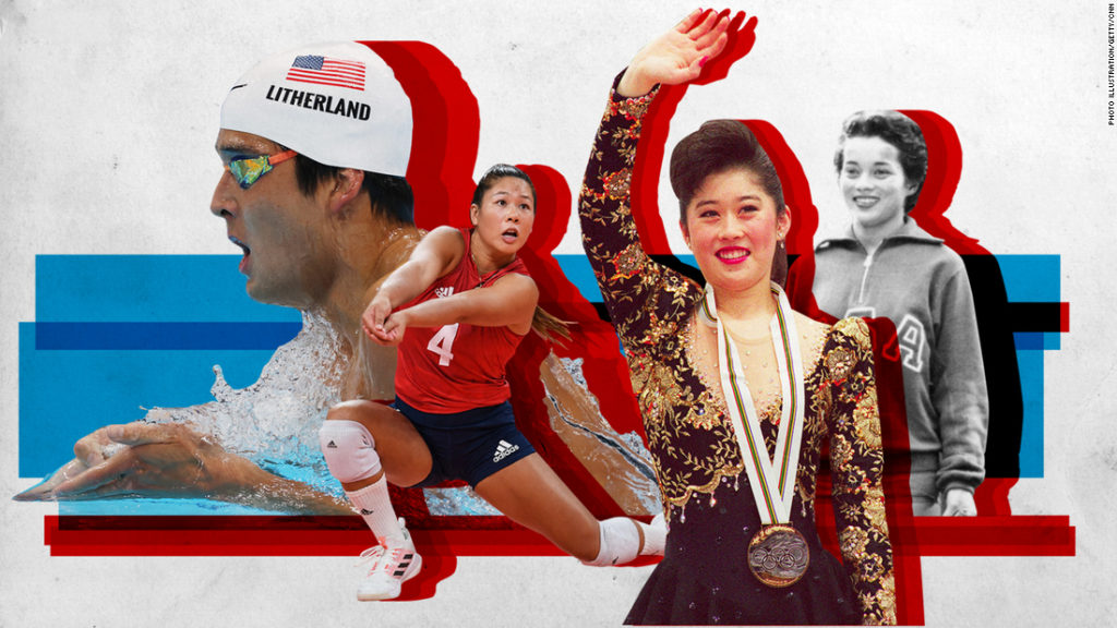 Success of Suni Lee, Jay Litherland and Justine Wong-Orantes at Tokyo 2020 reflects long, hard fight for Asian-American athletes