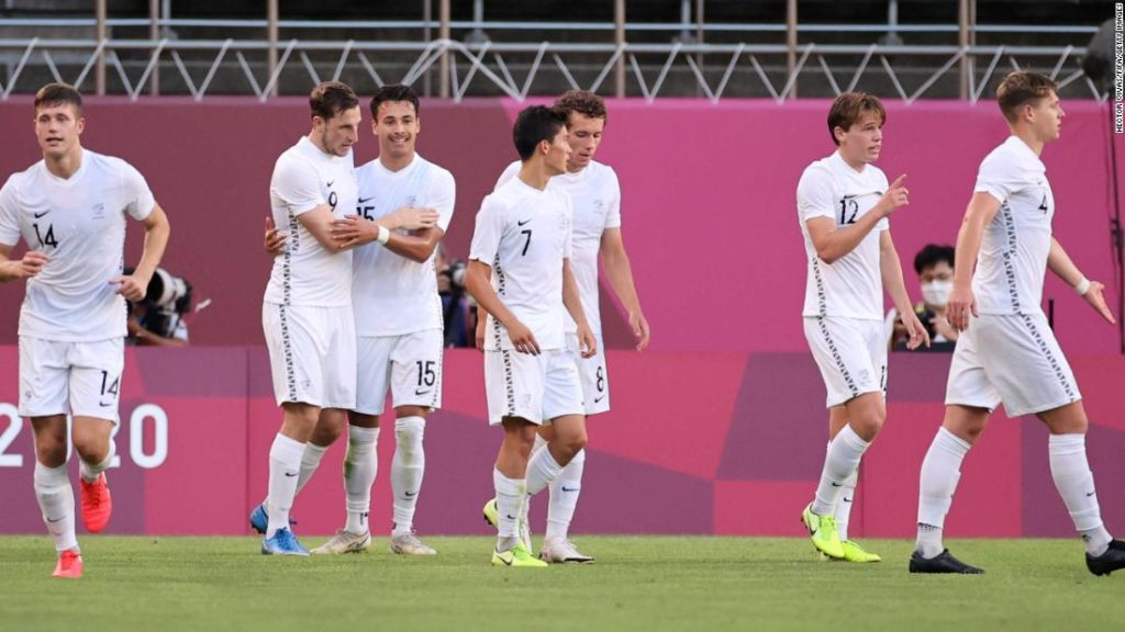 New Zealand Football reviews 'All Whites' nickname as part of cultural inclusivity project