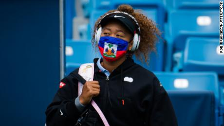 Naomi Osaka reflects on her tennis career after 'seeing the state of the world'