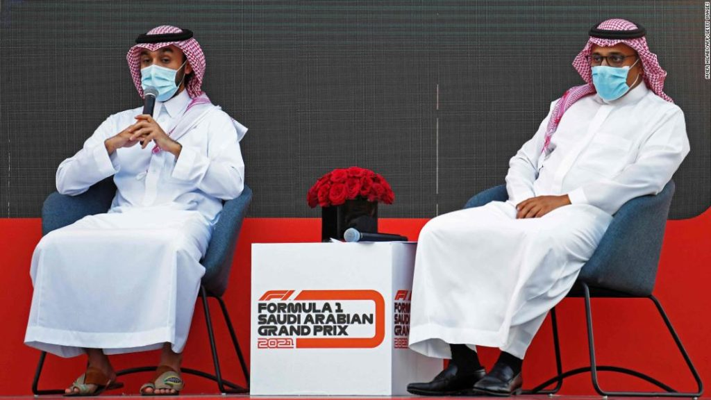 Saudi Arabia to host maiden F1 Grand Prix, but human rights abuses overshadow country's global sporting ambitions