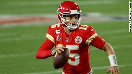 Patrick Mahomes and the Kansas City Chiefs will look for revenge after losing Super Bowl LV to the Bucs.