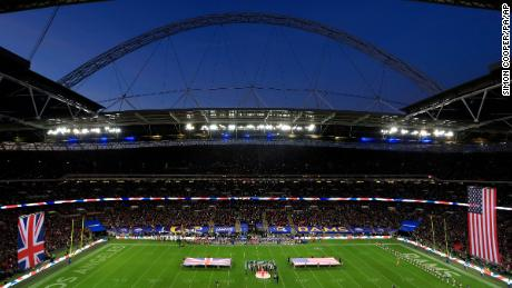 NFL scrapped all four London fixtures in 2020 due to coronavirus, but will return to England in 2021.