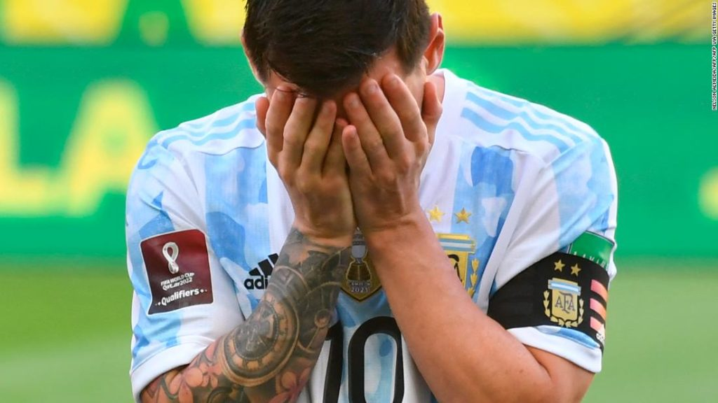 Brazil vs Argentina World Cup qualifier: Match suspended, as four Argentinian players accused of breaking Covid travel protocols