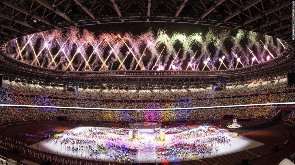 Tokyo Paralympics ends with colorful and vibrant closing ceremony
