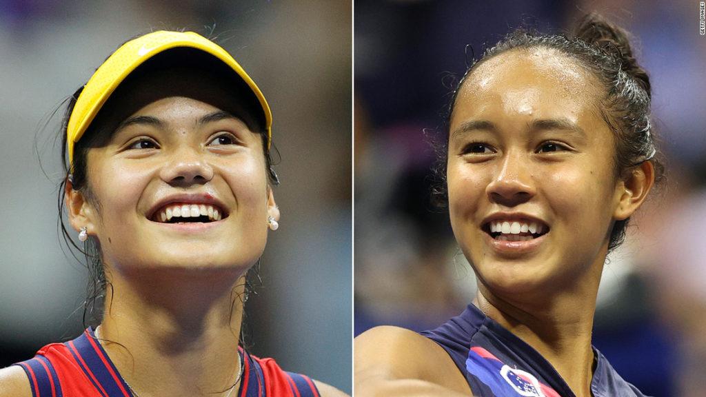 Emma Raducanu and Leylah Fernandez to make US Open history in all-teen final
