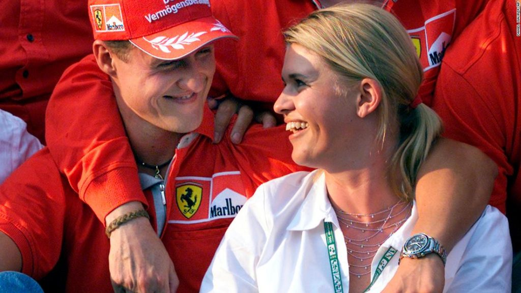 Michael Schumacher's wife gives a rare insight into the family's life in new documentary