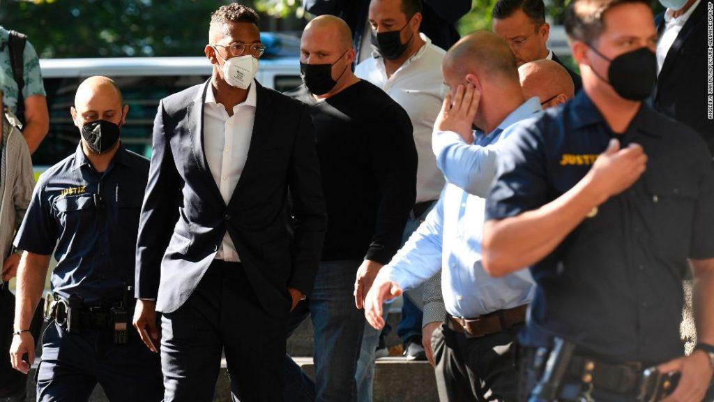 Jerome Boateng: Former Germany defender guilty of bodily harm, fined $2.13 million