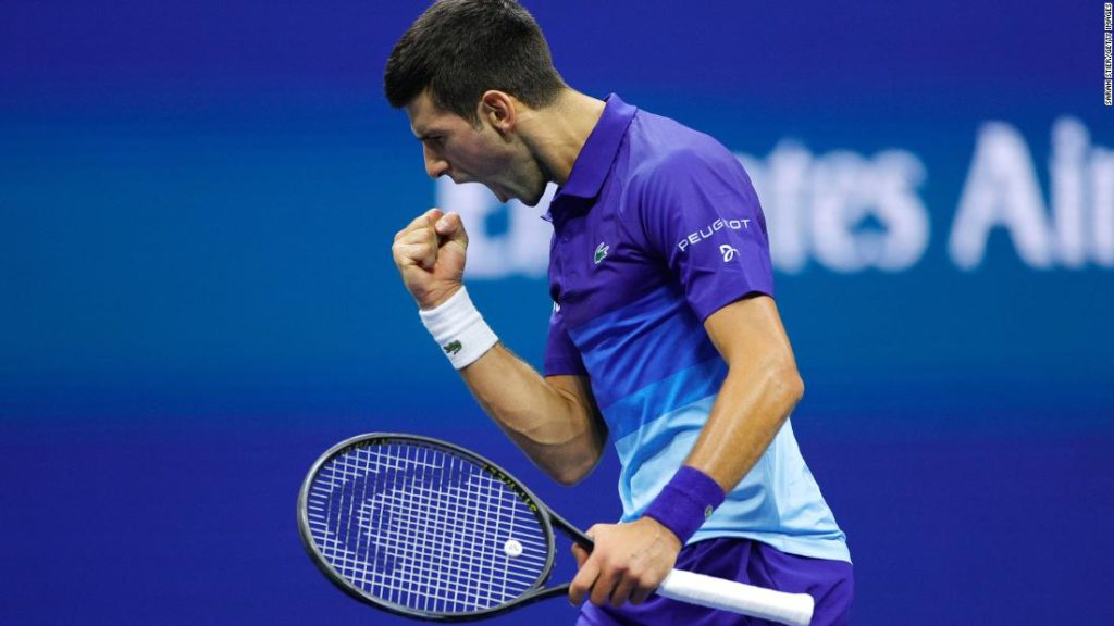 US Open: Novak Djokovic is one win away from a calendar grand slam and 21st major title