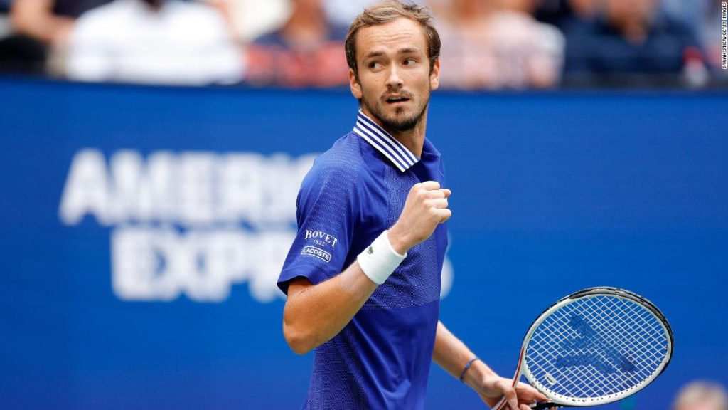 US Open: Daniil Medvedev beats Novak Djokovic in men's final