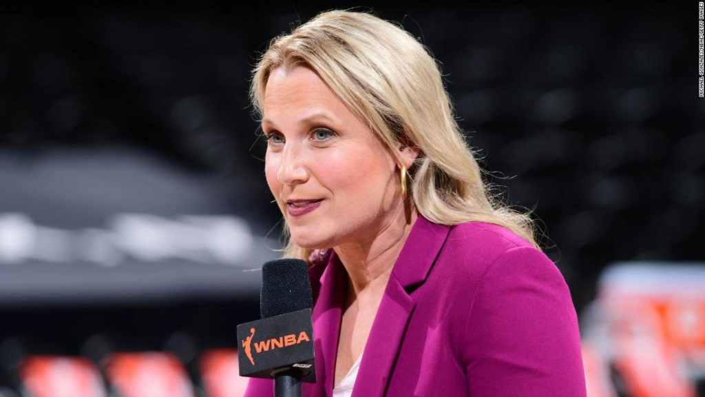Lisa Byington makes history with Bucks, hired as TV play-by-play announcer