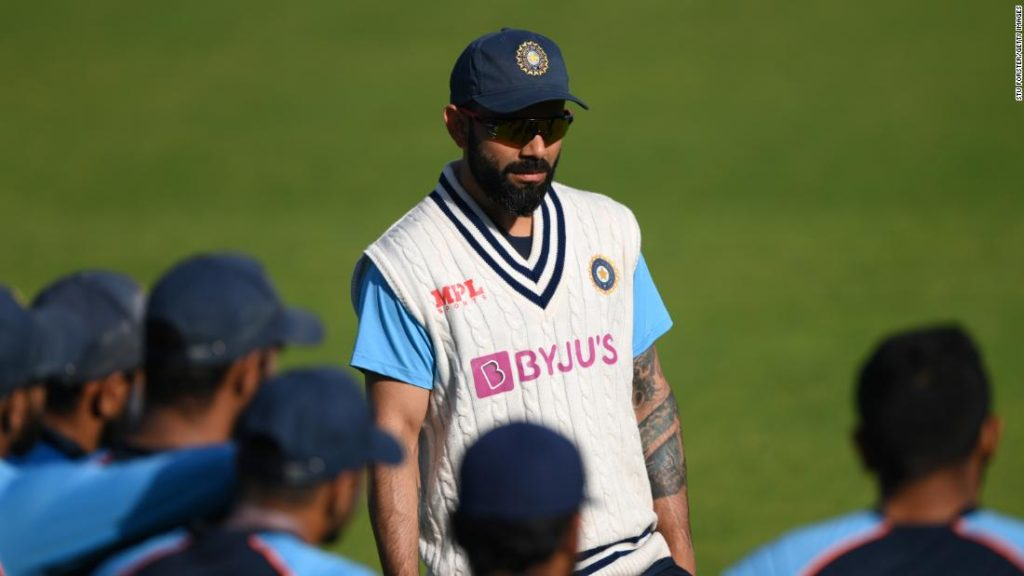 Virat Kohli to step down as India's T20 captain