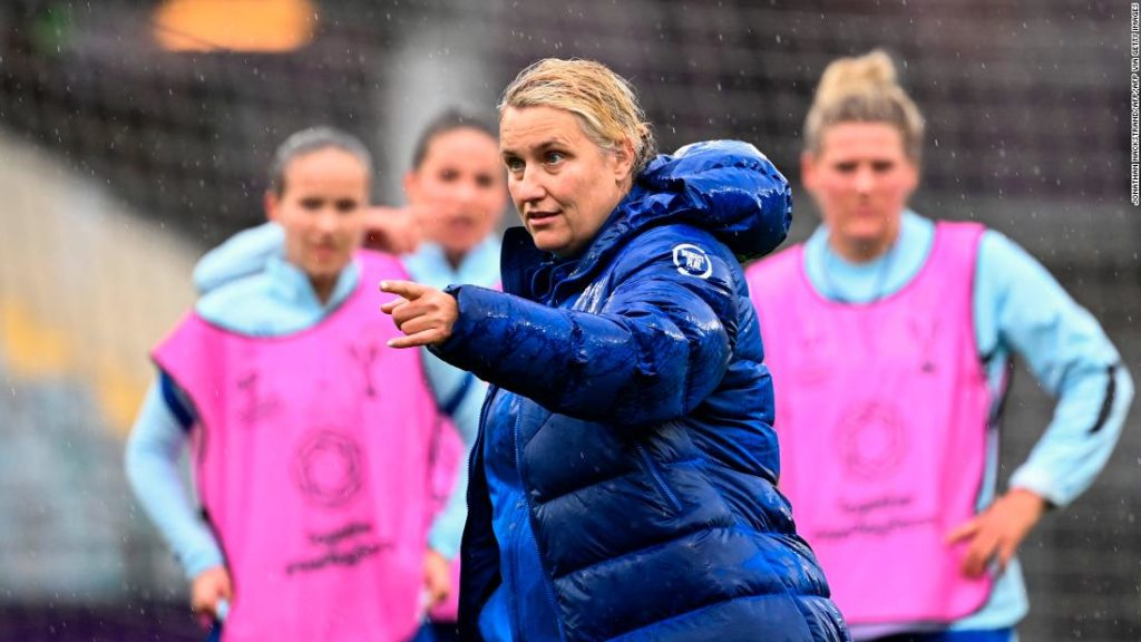 Emma Hayes: Chelsea Women's manager fears social media abuse of players could lead to suicides