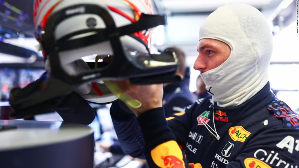 Max Verstappen to start at back of Russian Grand Prix following engine change