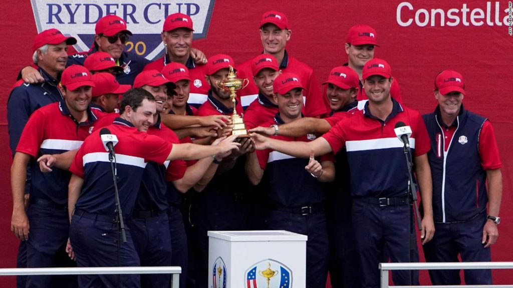 Ryder Cup 2021 results: US regains Ryder Cup with historically dominant performance over Europe